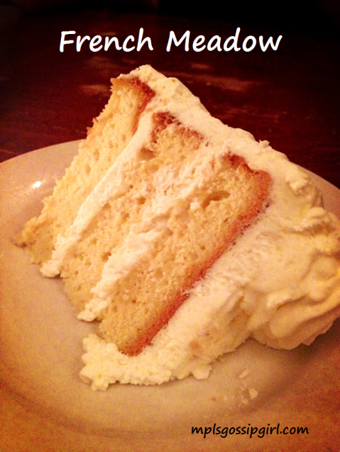 Tres Leches Cake , Dessert, French Meadow, Minneapolis