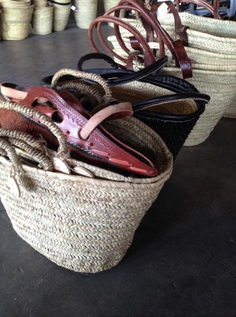 Market Baskets: Jeanne Beatrice