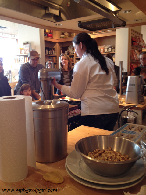 Free Cooking Classes, Williams Sonoma, Pasta