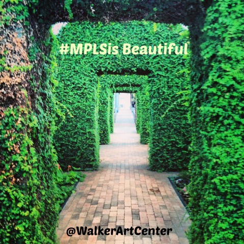 Mplsis walker art center greens