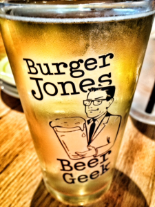 Beer Burger Jones