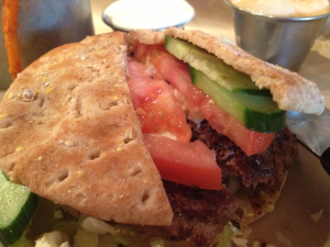 Gyro Burger, Burger Jones
