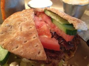 Gyro Burger, Burger Jones
