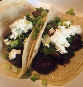 Tacos, World Street Kichen,