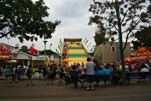 State Fair Giant Slide