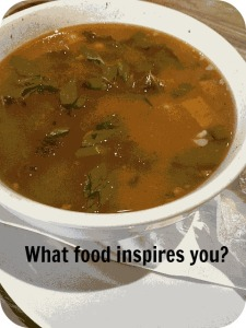 What food inspires you