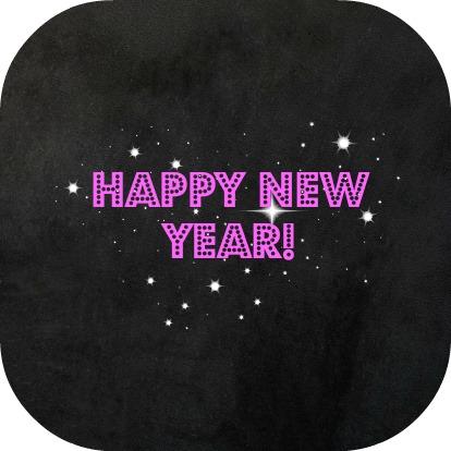 Happy New Year, Pre Fixe, Menu