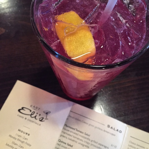 Elis East Cocktail