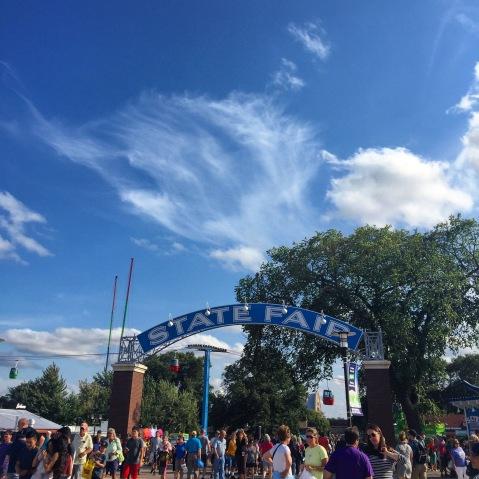 Entrance MN State Fair